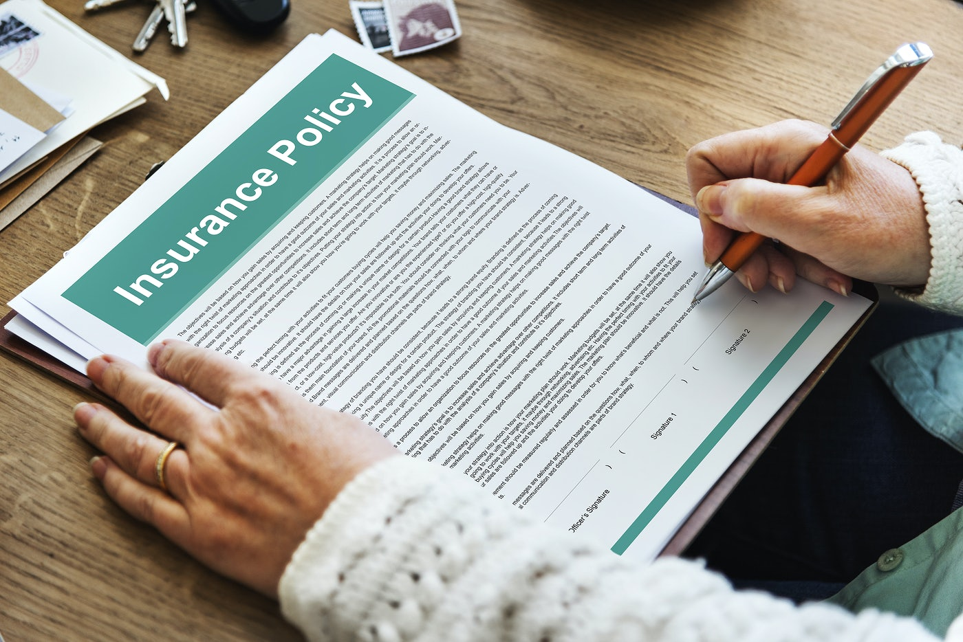 Bankruptcy and Insurance Policies
