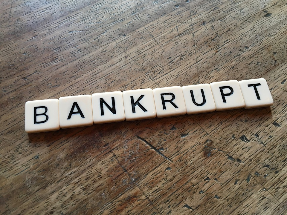 Debts That Are Included In A Bankruptcy