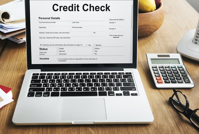How Does Debts Affect My Credit Record?